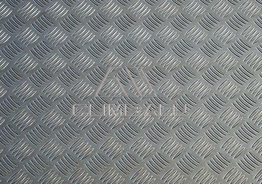 1050 1060 1100 Checkered (Tread) Plate