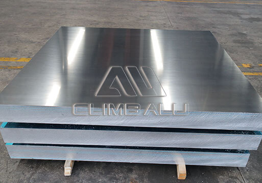 Hot Rolled Thick Aluminum Plate