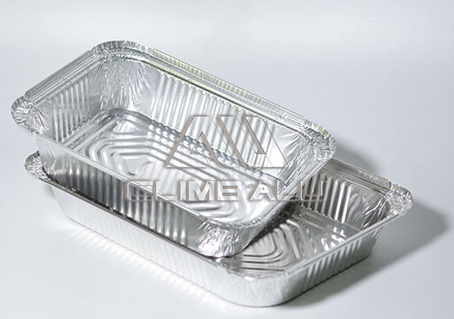 Aluminium Foil for Food Containers